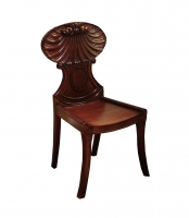 A73 Regency Shell Hall Chair