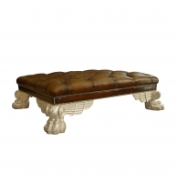 A123 Winged Paw Stool