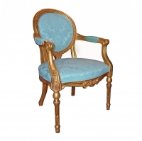 A287 George III Gilt Dining Chair